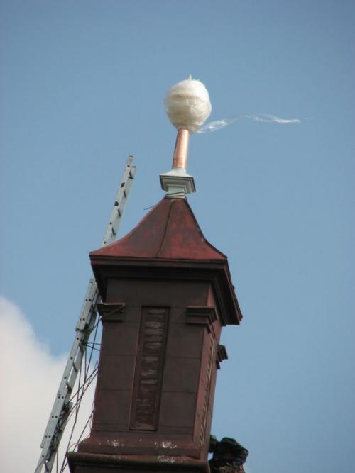 Věž , Isidor