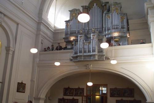 Velikonoce, v kostele