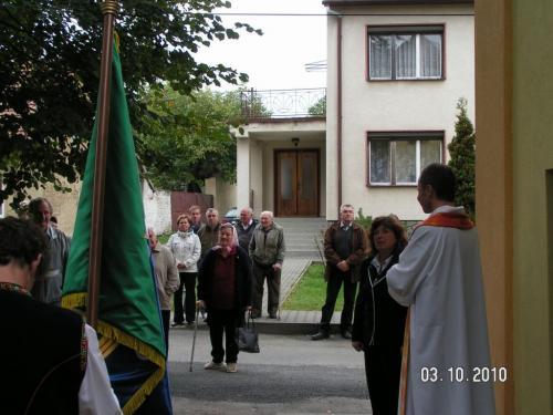 Svěcení Sv. Floriana
